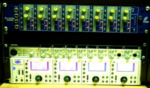 Legend Music Recording Studio Preamps